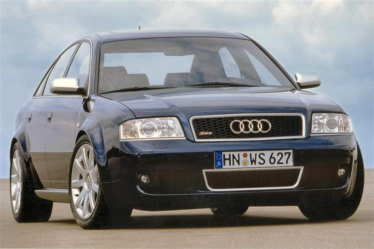 New Audi RS6 (2002 - 2004) review