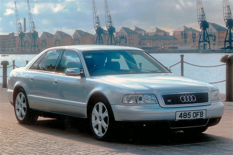 New Audi S8 (1997 - 2003) review