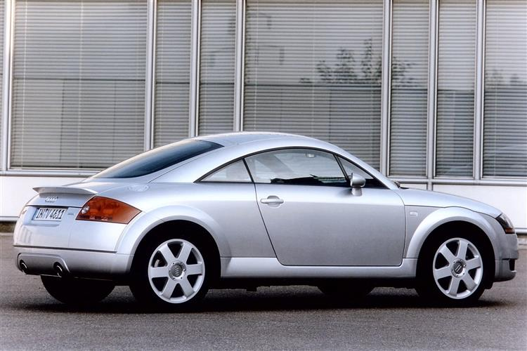 New Audi TT (1999 - 2006) review