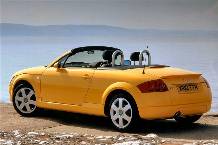 New Audi TT Roadster (1999 - 2007) review