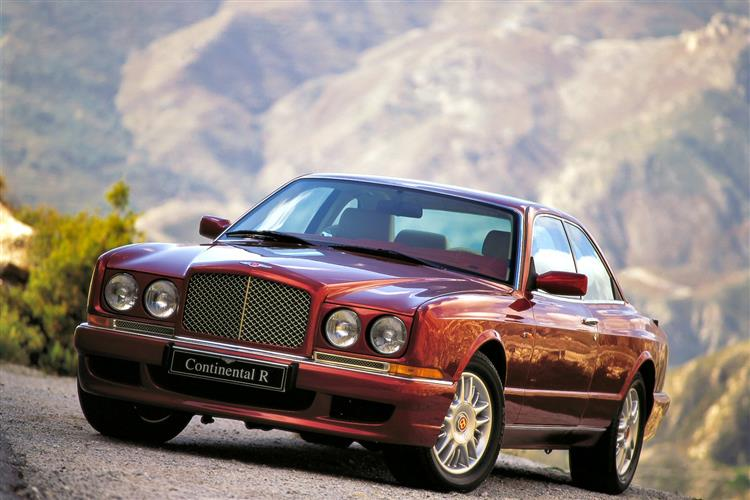 New Bentley Continental (1991 - 2003) review
