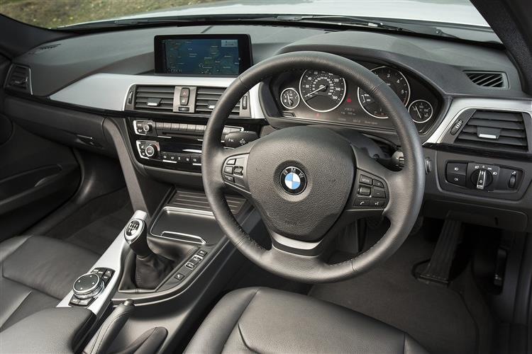 BMW 3 SERIES 318d M Sport 4dr [Pro Pack]