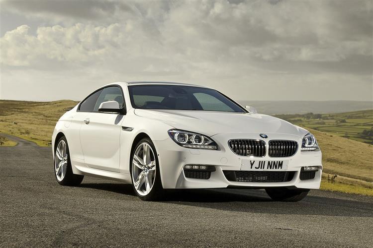 BMW 6 SERIES 620d SE 5dr Auto