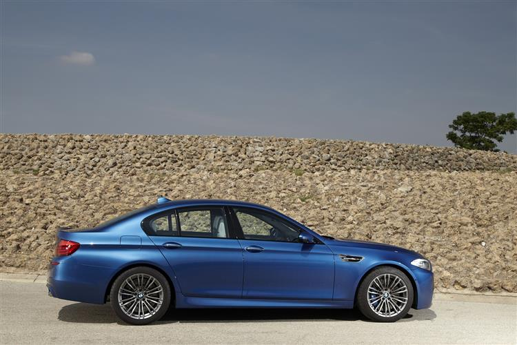 New BMW M5 (2011 - 2017) review