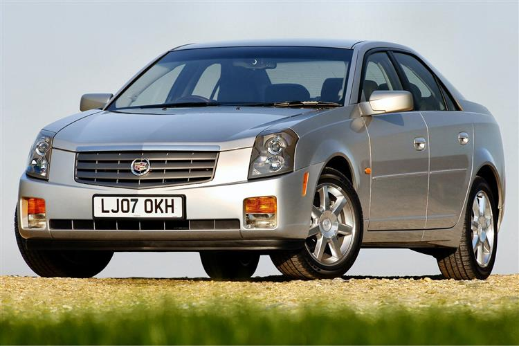 New Cadillac CTS (2005 - 2008) review