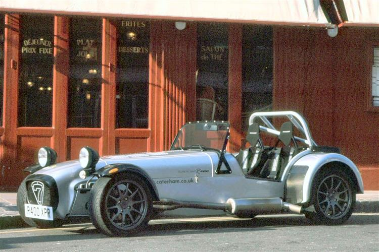 New Caterham Seven (1997 to date) review