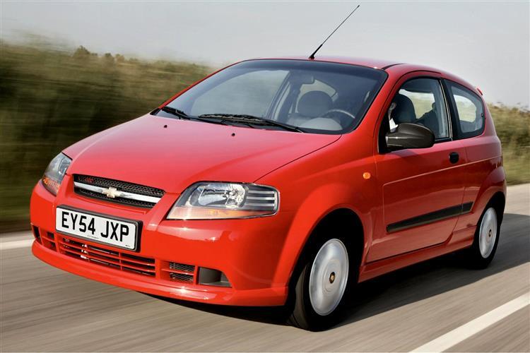 New Chevrolet Kalos 3dr (2005 - 2009) review