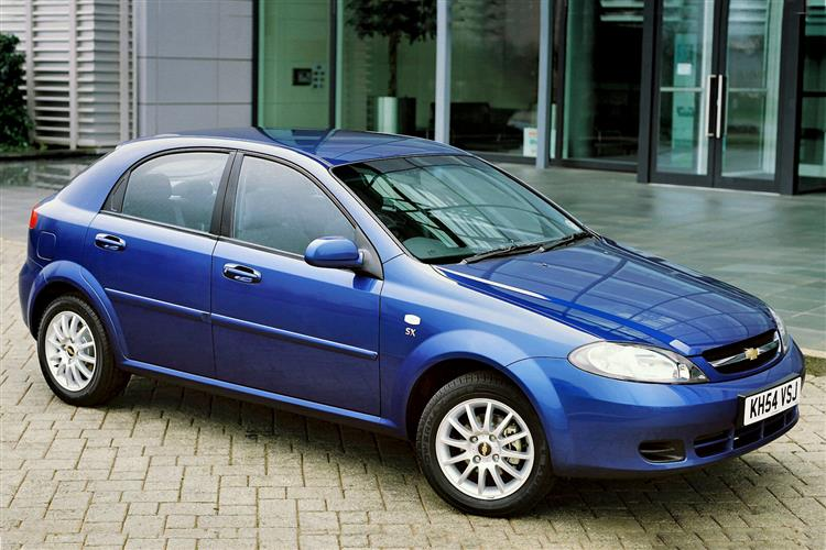 New Chevrolet Lacetti (2005 - 2009) review