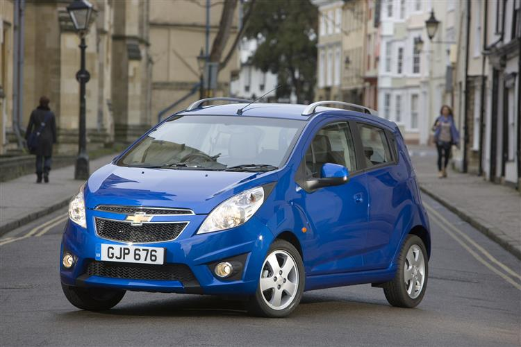 New Chevrolet Spark (2010 - 2015) review