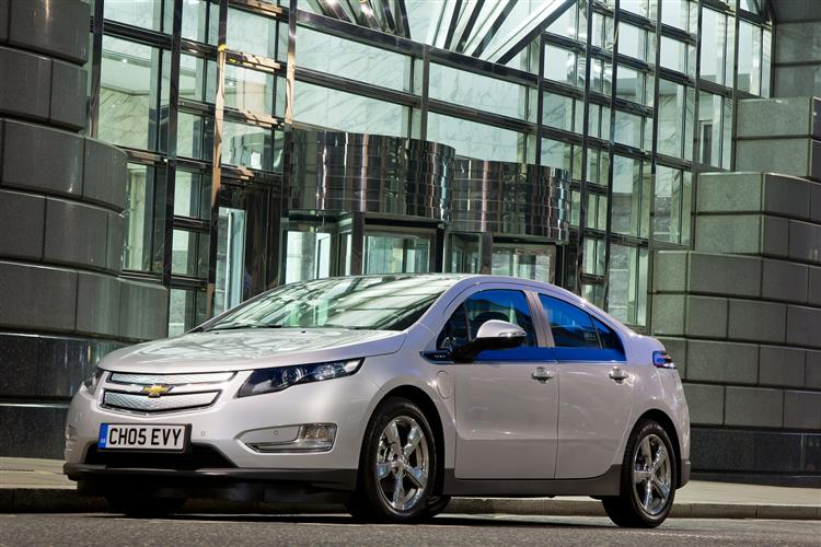 New Chevrolet Volt (2012 - 2014) review