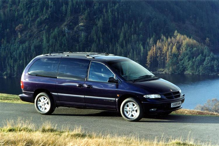 New Chrysler Voyager (1997 - 2001) review