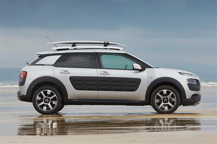 New Citroen C4 Cactus (2014 - 2018) review