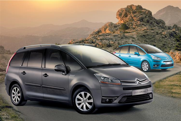 New Citroen C4 Picasso (2010 - 2013) review
