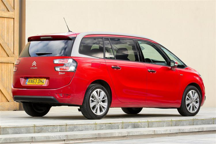 New Citroen Grand C4 Picasso (2013 - 2016) review