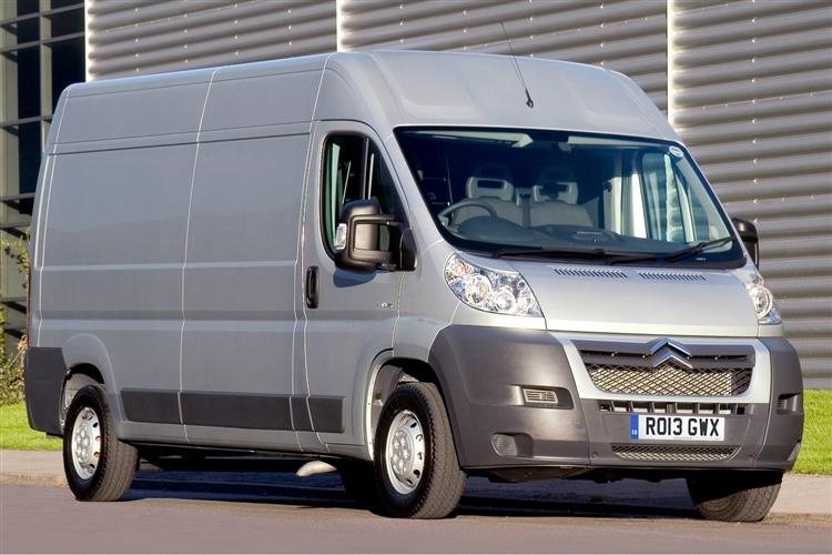 New Citroen Relay  (2007 - 2014) review