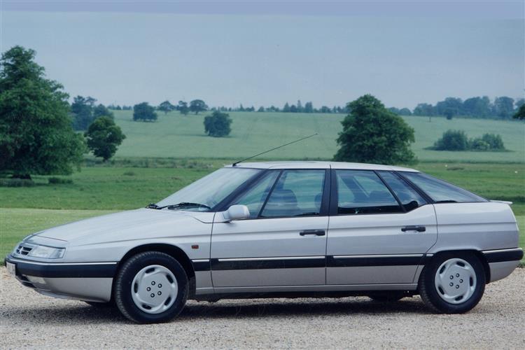 New Citroen XM (1989 - 2000) review
