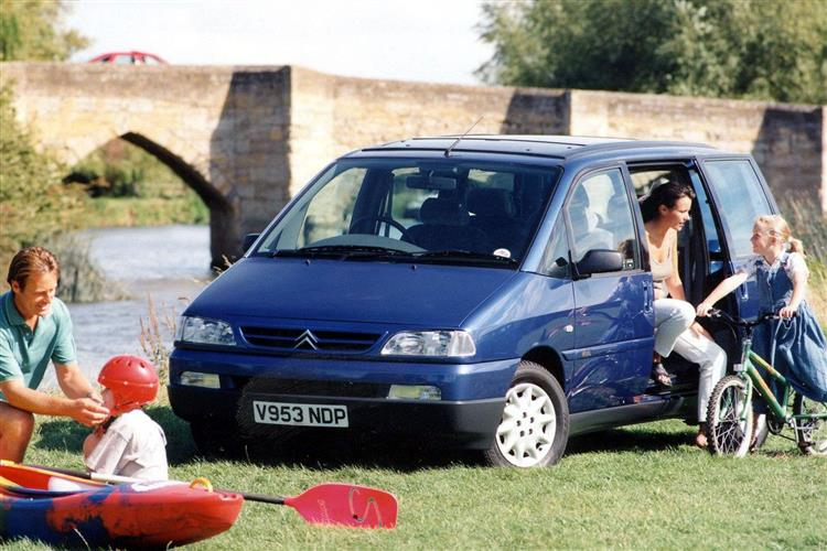 New Citroen Synergie (1995 - 2003) review