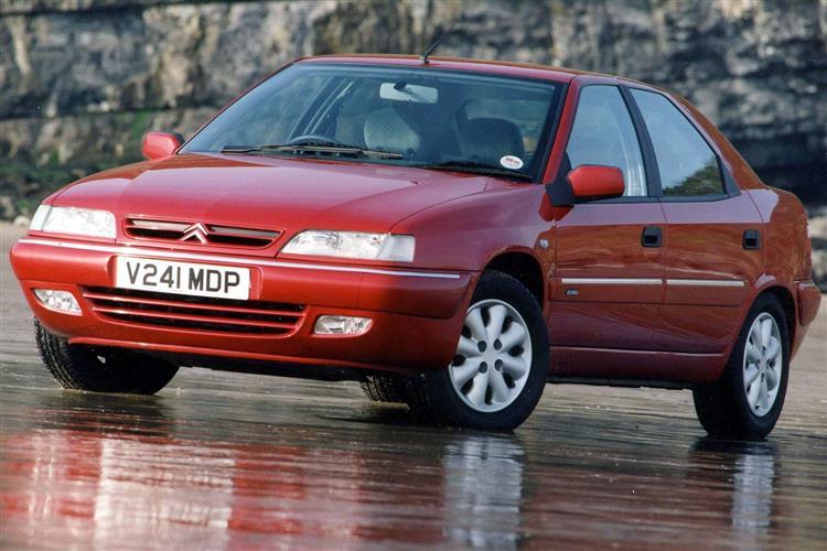 New Citroen Xantia (1993 - 2001) review