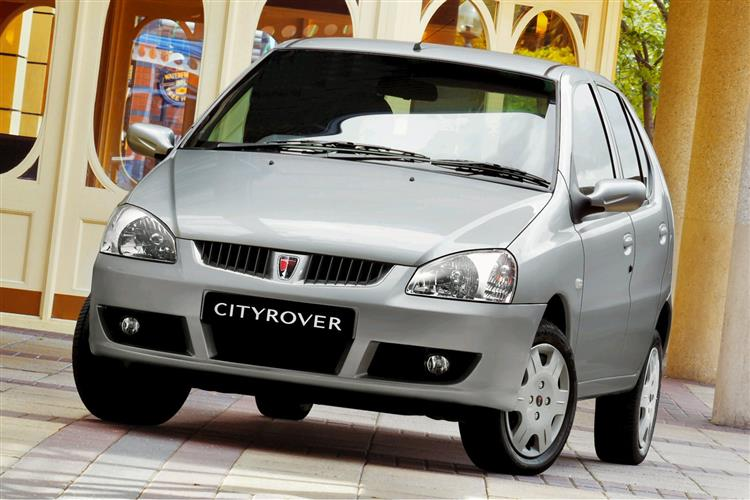 New CityRover (2003 - 2005) review