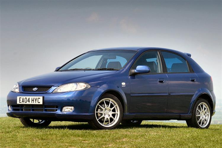 New Daewoo Lacetti (2004) review
