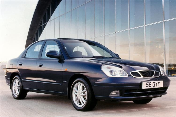 New Daewoo Nubira (1999 - 2002) review