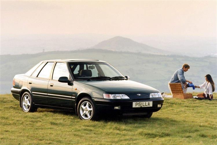 New Daewoo Espero (1995 - 1997) review