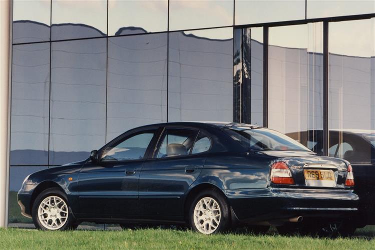 New Daewoo Leganza (1997 - 2003) review
