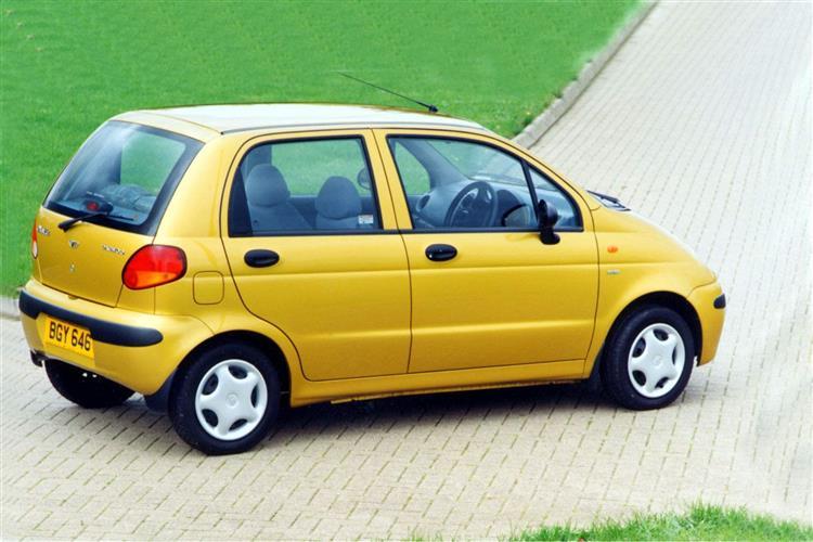 New Daewoo Matiz (1998 - 2005) review