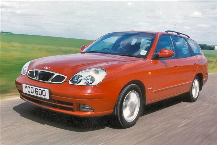 New Daewoo Nubira Estate (1997 - 2002) review