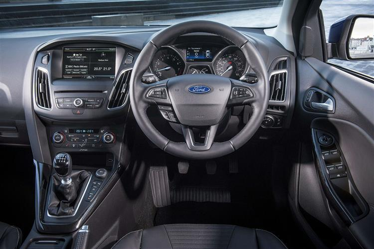 Ford FOCUS 2.0 EcoBlue 150 Active X Edition 5dr