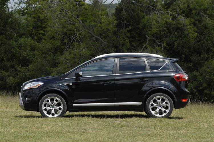 Overall This Generation Ford Kuga