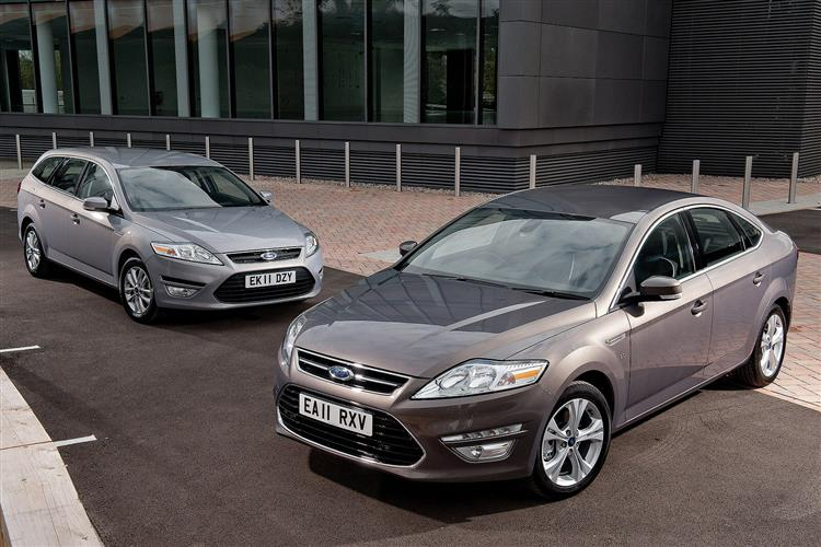 New Ford Mondeo MK4 (2011 - 2014) review