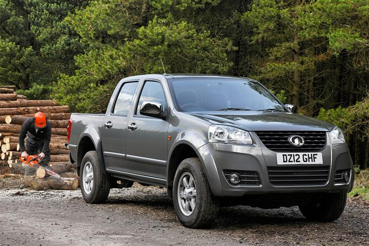 New Great Wall Steed (2012 - 2014) review