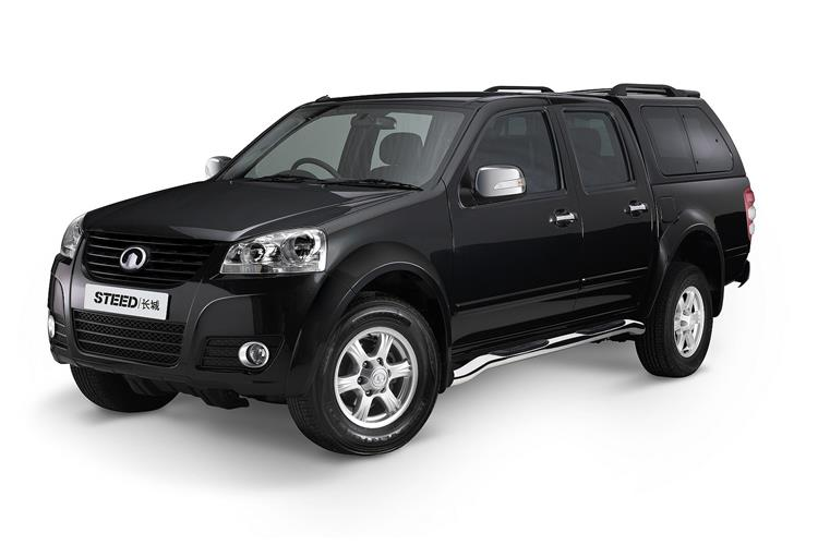 New Great Wall Steed (2014 - 2016) review