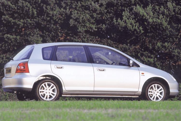New Honda Civic (2000 - 2005) review