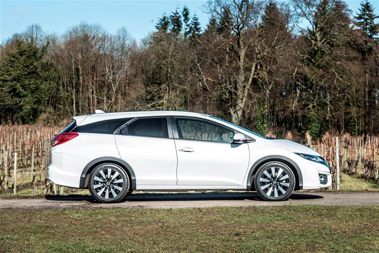 Honda Civic 1 8 i-VTEC SE Plus 5dr Auto