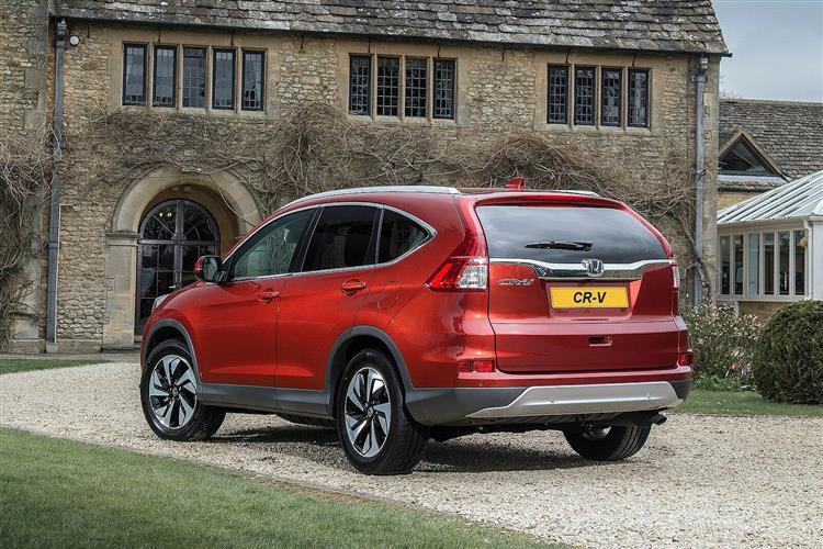 New Honda CR-V (2015 - 2018) review
