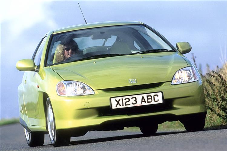 New Honda Insight (2000 - 2004) review