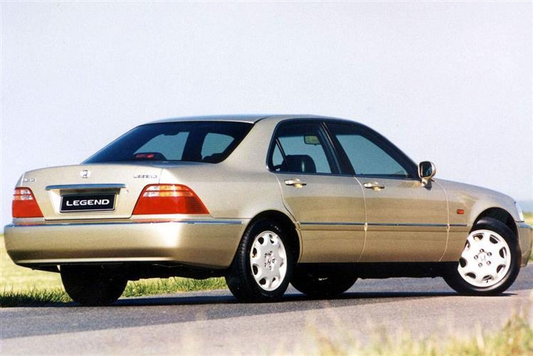 New Honda Legend (1986 - 2004) review