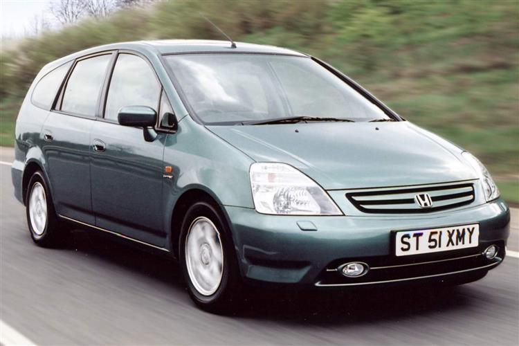 New Honda Stream (2001 -  2005) review