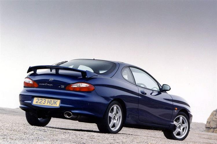 New Hyundai Coupe (1996 - 2002) review
