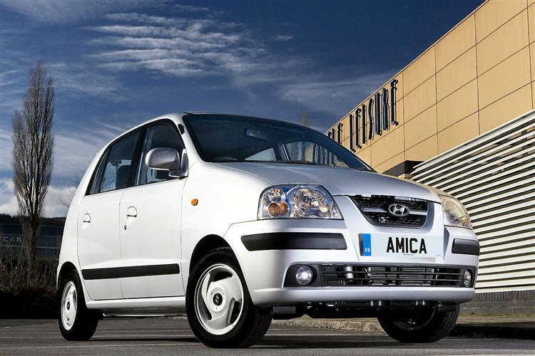 New Hyundai Amica (2000 - 2003) review
