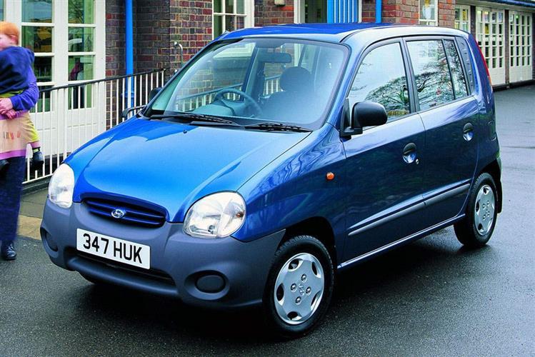 New Hyundai Atoz (1998 - 2000) review