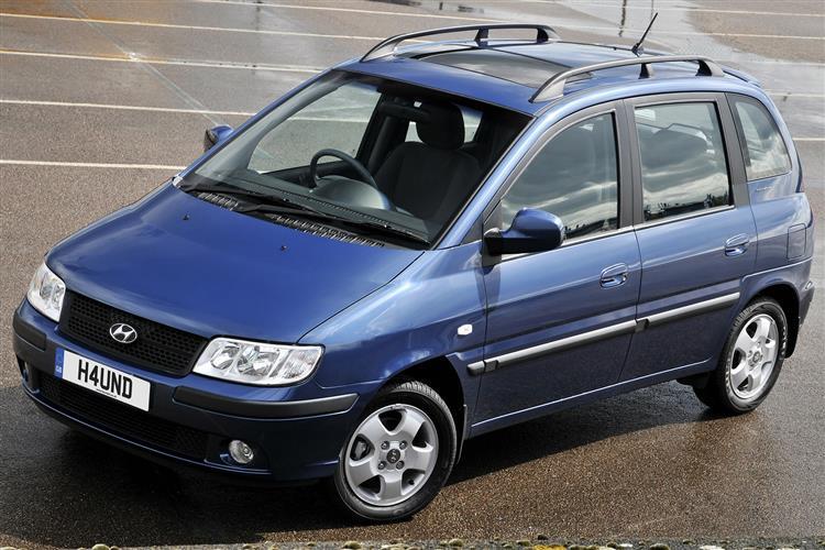 New Hyundai Matrix (2001 - 2009) review