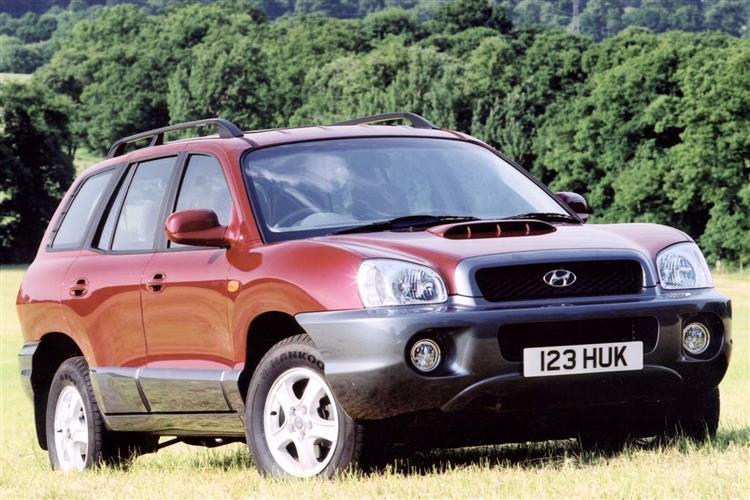 New Hyundai Santa Fe (2001 - 2006) review