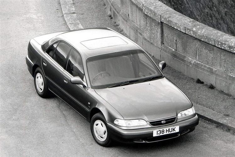 New Hyundai Sonata (1989 - 2005) review