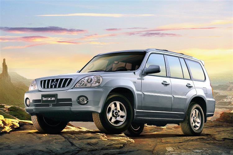 New Hyundai Terracan (2003 - 2009) review