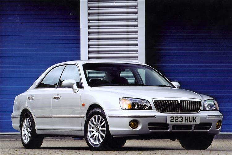 New Hyundai XG30 (2000 - 2003) review