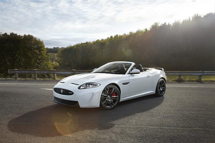 New Jaguar XK Convertible (2006 - 2015) review