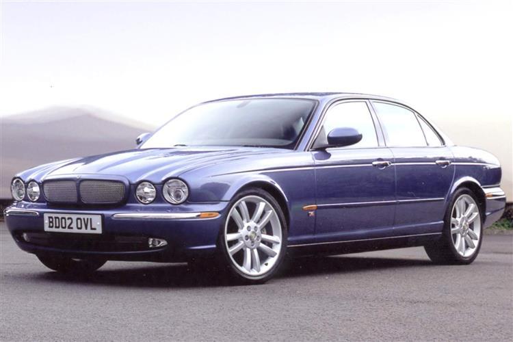 New Jaguar XJ (2003 - 2009) review